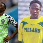 See What Nigerians Are Saying About Ahmed Musa's Likely Return To Kano Pillars