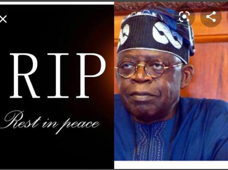 Today's Headlines: Another Top Politician Dies,