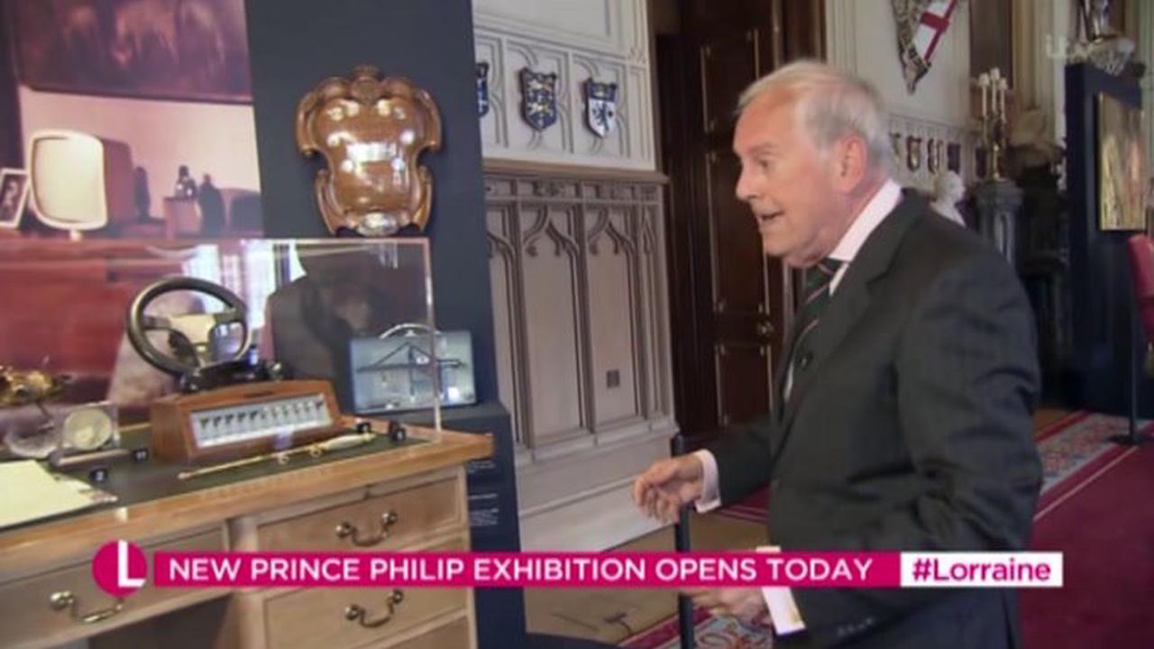 Prince Philip exhibition celebrating Duke's life at Windsor Castle - All the details