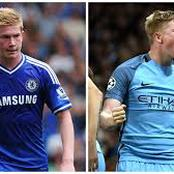 Kevin De Bruyne was right to leave Chelsea. See the hurtful word that Jose Mourinho hurled at him.