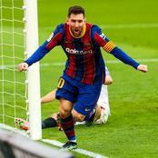 Lionel Messi wins another award in La Liga despite poor form