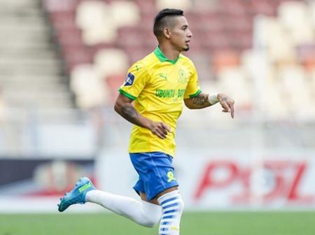 Huge blow for Sundowns ahead of the Nedbank Cup clash against Pirates