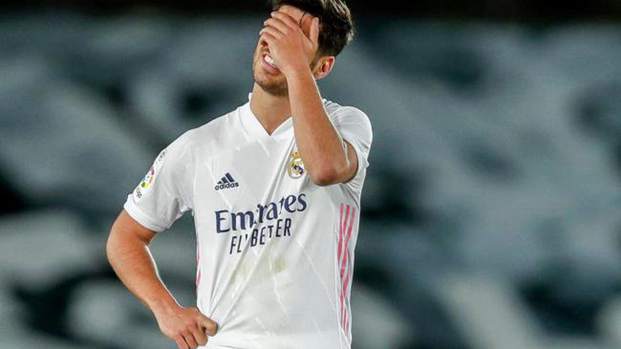 Real Madrid leave it late to snatch draw against Sevilla