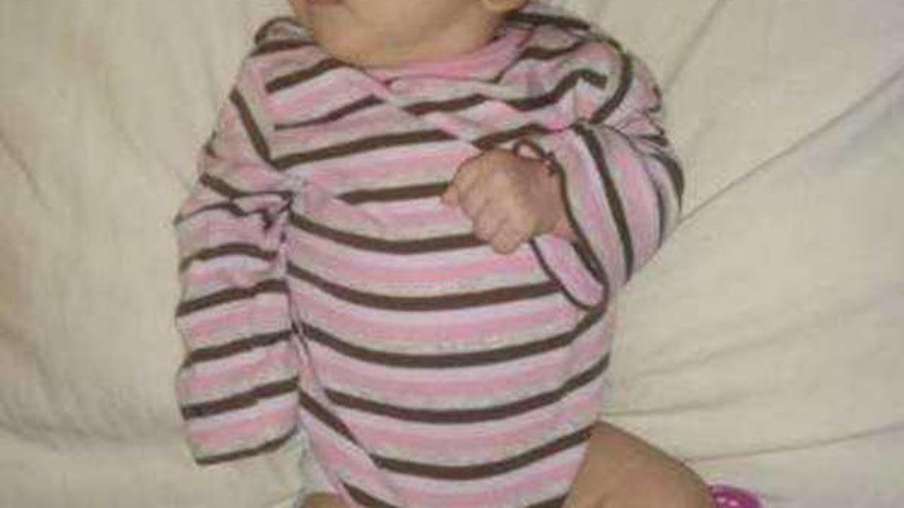 Amber Alert issued for missing baby in Caswell County