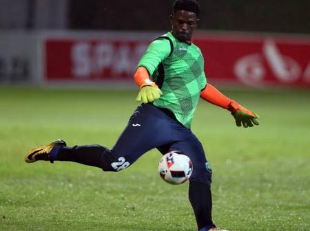Orland Pirates Signs Another Goalkeeper