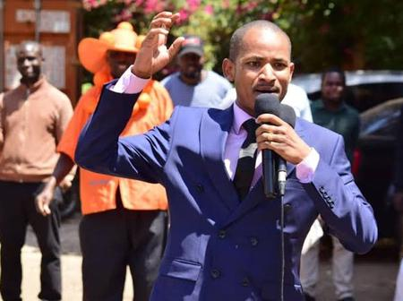 MP Babu Owino Lectured by Angry Netizens as He Sends This Warning to