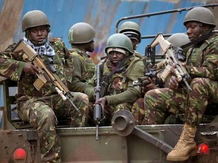 Challenges Encountered By Kenya Defence Force Officers