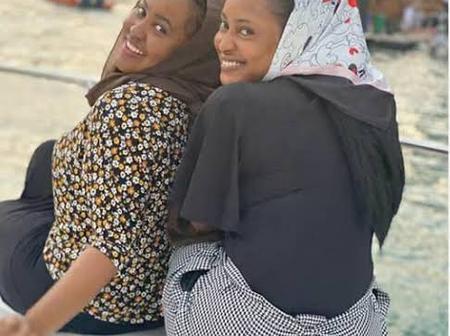 Photos Of Rahama Sadau, Hadiza Gabon And Maryam Yahaya