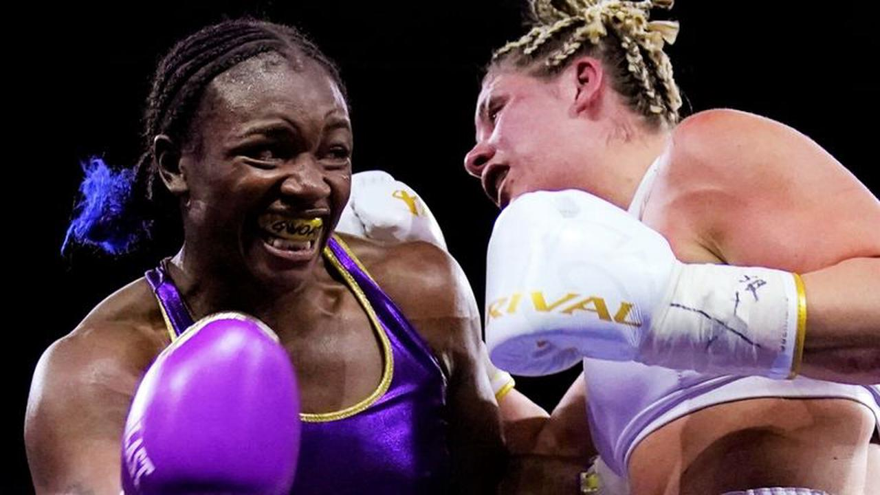 Claressa Shields defeats Marie-Eve Dicaire to become undisputed super-welterweight champion