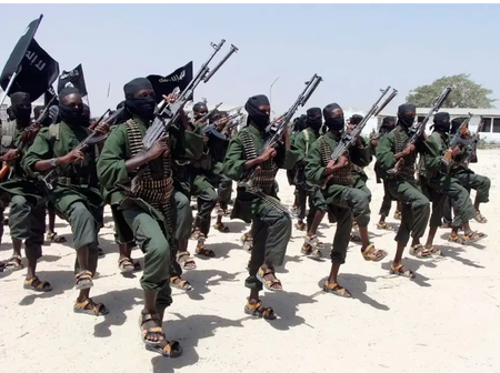 Another Botched Attack From Alshabab Lead To Loss Of At Least 9 Militants As Terrorist Group Weakens