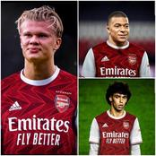 Star Players That Arsenal Can Sign in The Next Transfer Window
