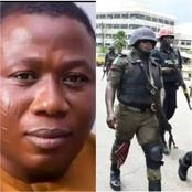 'Don't Come To Yorubaland And Shoot Someone'- Sunday Igboho Warns Police Officers And Soldiers
