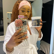 "Reactions As Mercy Aigbe Shares Photo In Night Gown, Says ""Shower Time"