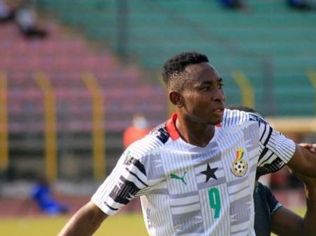 U20 AFCON: Ghana hit four past Tanzania in opening game