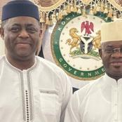 Kogi Gov, Yahaya Bello Finally Clears The Air On FFK's Defection To APC