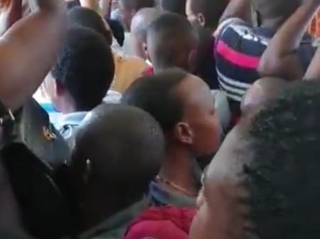Corona Will Never End Here! Internet Erupts After This Video Of An Overcrowded Bus Went Viral