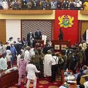 Minority Leader In Parliament Laments Over The Prez's Disregard Of The Laws