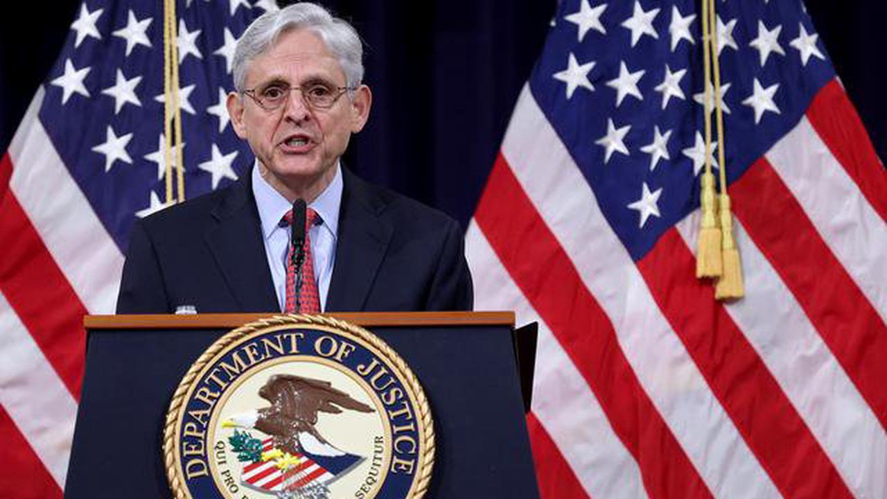 U.S. Attorney General says he is reviewing Justice Dept's federal death penalty policies