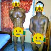 Kumasi: Two Gay Couples Have Been Disciplined By An Angry Mob