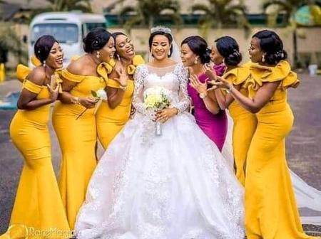 Colorful Bridesmaids Ideas For Your Wedding