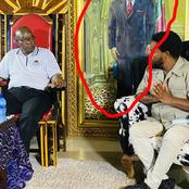 Jacob Zuma Has A Picture in His Home that Got Many People on Social Media Talking: See This(opinion)