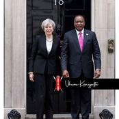 The Five Achievements By President Uhuru That Have Made Him Trend In Africa And Kenya