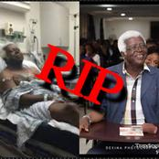 SAD : See More Photos Of The Nollywood Legend That Died Today (PHOTOS)