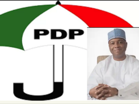 PDP Forms Reconciliation Committee After Umahi Exit, Bukola Saraki To Lead The Committee