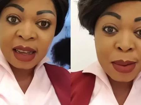 Joyce Mensah Sends Strong Warning To Tracy Boakye