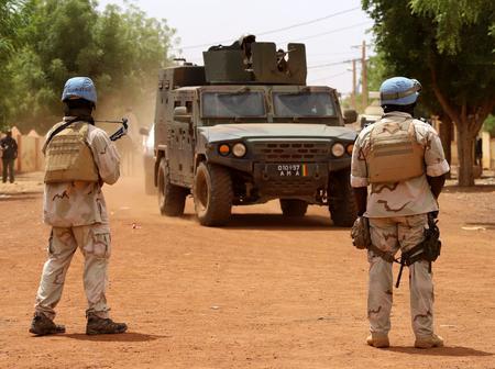 Trois Casques bleus ivoiriens tués dans une attaque djihadiste au Mali, mercredi