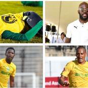 Mamelodi Sundowns players that stuck at the club.