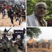 Today's Headlines: Panic As Boko Haram Fighters Burn UN Facilities In Borno; OPC attacks Dambazau