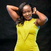 Latest Adorable Photos of Selly Kadot the Radio Girl