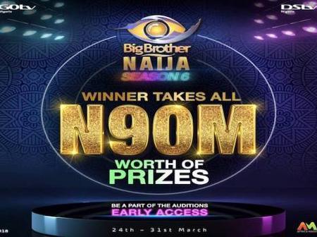 BBNaija Season Six Returns, N90m For Winner - Multichoice Nigeria