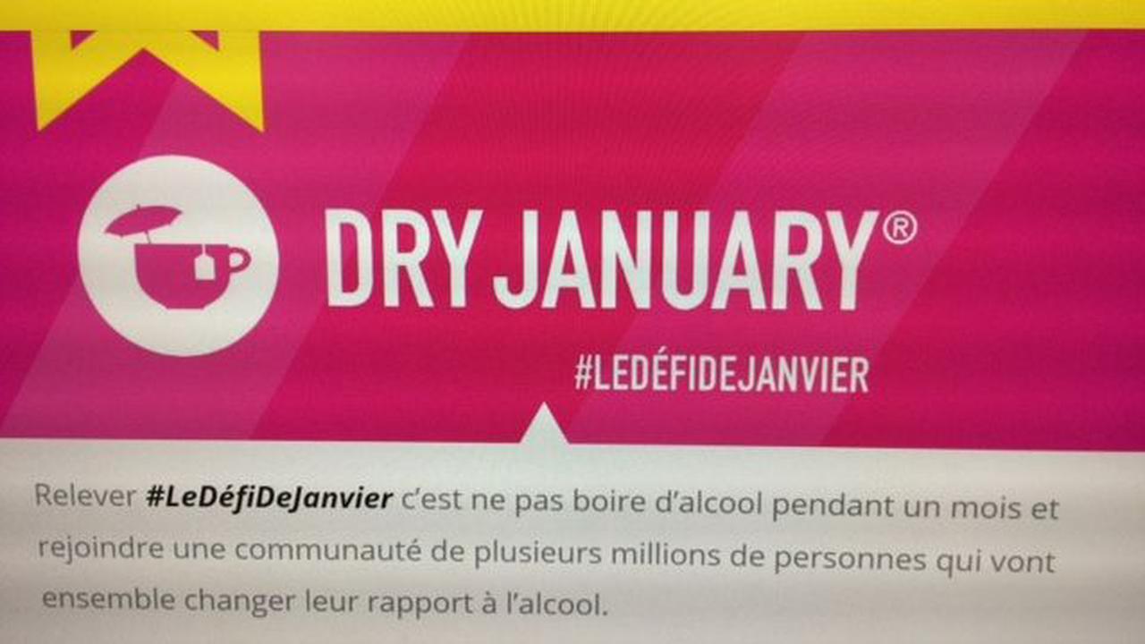 Dry January : un mois sans alcool plus que bienvenue après 2020 ?