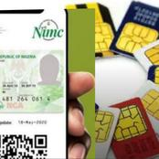 Federal Government of Nigeria Suspend the ban on new Sims registration
