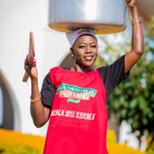 'Sister-in-law Alikufa Nikaitwa Illuminati Na Familia,' Akothee Tells