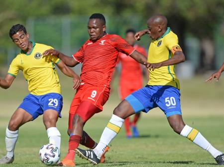 Black Leopards Could Complete The Signing Of A New Striker As They Look To Avoid Relegation.
