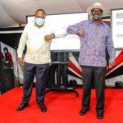 Amos Kimunya Breaks Silence on the Alleged Raila Odinga's Betrayal by President Uhuru