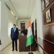 Primature : cérémonie de pose du portrait de feu Amadou Gon Coulibaly