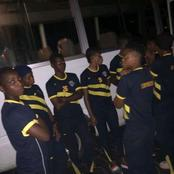 See What Happened to a Nigerian Football Team Travelling at Night From Lagos to Delta by Road