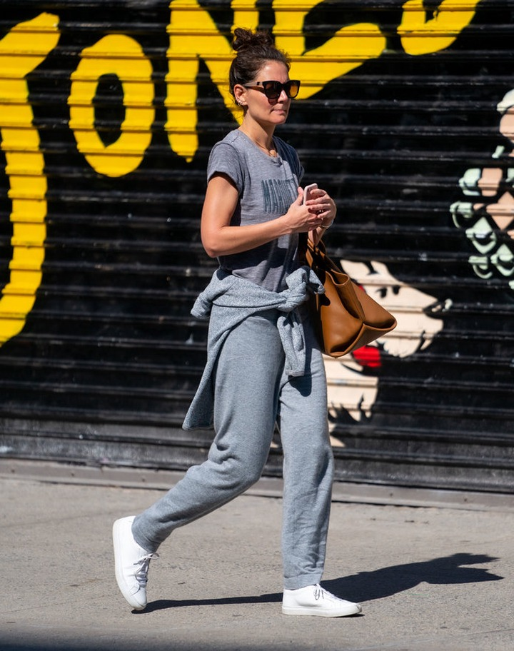 Katie Holmes Is Making a Convincing Case for This Minimalist