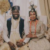 The Happy Union Of This Efik Lady And Yoruba Guy Shows That Love Knows No Tribe Or Language (Photos)