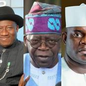 Today's Headlines: Tinubu Gives Reason For Not Supporting Ambode, Goodluck Jonathan Says 2023 Run Mere Speculation