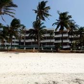 A Look Inside William Ruto's Dolphin Hotel in Mombasa Worth Ksh 600 million (Photos)