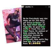Checkout what Cool FM OAP Rapper, N6 said that sparked mixed reactions on Instagram