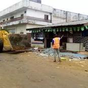 4-ème pont : Yopougon nouveau quartier sous les feux des bulldozers