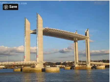 10 Most Amazing Movable Bridges In The World