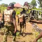 Burial of Soldiers Killed in Konshisha Begin in Makurdi Military Cemetery