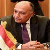 بيان جديد من وزير الخارجية المصرية حول سد النهضة.. هذا سبب فشل المفاوضات